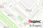 Схема проезда до компании АНТОШКА в Астрахани