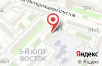 Схема проезда до компании Новая аптека в Астрахани
