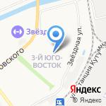Модный Bazar на карте Астрахани