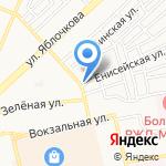 TRAID-AVTO на карте Астрахани
