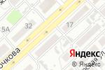 Схема проезда до компании Форма в Астрахани