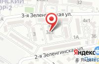 Схема проезда до компании Моя полочка в Астрахани