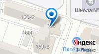 Компания Домовой на карте