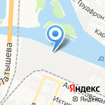 СИА Интернейшнл-Астрахань на карте Астрахани