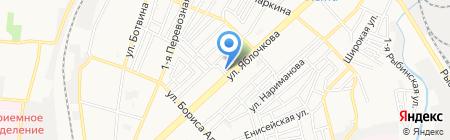 Банкомат Газпромбанк на карте Астрахани