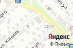 Схема проезда до компании Имбирь в Астрахани