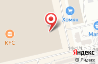 Схема проезда до компании Ремонтная компания в Астрахани