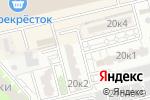 Схема проезда до компании Радмир в Астрахани