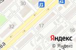 Схема проезда до компании ТПФ Волжанка-93 в Астрахани