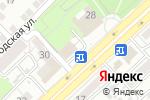 Схема проезда до компании Диво в Астрахани