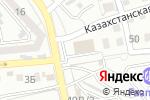 Схема проезда до компании АВТОКОЛОР в Астрахани