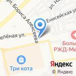 Шинсервис на карте Астрахани