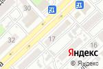 Схема проезда до компании Библиотека №17 в Астрахани