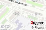 Схема проезда до компании Крестьянка в Астрахани