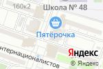 Схема проезда до компании Управление по вопросам миграции УМВД России по Астраханской области в Астрахани