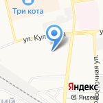 Управляющая организация на карте Астрахани