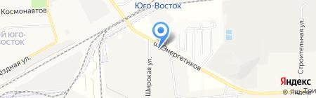 Многопрофильная фирма на карте Астраханской области