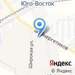 Пожарный сервис на карте Астрахани