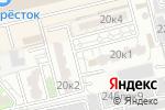 Схема проезда до компании Луковки в Астрахани