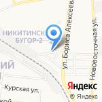 У.О.КЛИМ на карте Астрахани