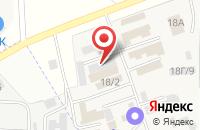Схема проезда до компании Контур-С в Астрахани