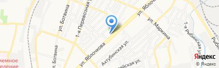 Центр дополнительного образования детей №2 на карте Астрахани