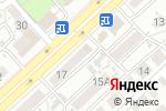 Схема проезда до компании АРГУС в Астрахани