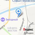 Средняя общеобразовательная школа №48 на карте Астрахани