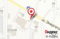 Схема проезда до компании Рик-Маркет в Астрахани