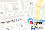 Схема проезда до компании Астраханьпромстройпроект в Астрахани