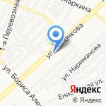 Спецодежда Астрахань на карте Астрахани