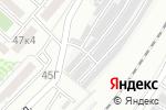 Схема проезда до компании Россия в Астрахани