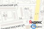 Схема проезда до компании Япошка в Астрахани