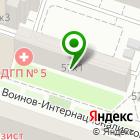 Местоположение компании КУЛ