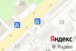 Схема проезда до компании Divizion в Астрахани