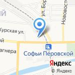 АС Авто на карте Астрахани