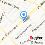Сервисный центр на карте Астрахани