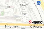 Схема проезда до компании Автодиллер в Астрахани