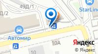 Компания Магазин строительного крепежа на карте