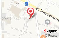 Схема проезда до компании Батайль-сервис в Астрахани