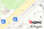 Схема проезда до компании Ласточка в Астрахани