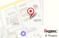 Схема проезда до компании ПрофХимАльянс в Астрахани
