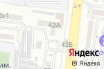 Схема проезда до компании Милена в Астрахани
