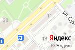 Схема проезда до компании Дент-Арт в Астрахани