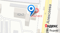 Компания Парламент на карте