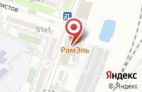 Схема проезда до компании SOWA ACADEMY в Астрахани