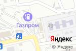 Схема проезда до компании CаrWash в Астрахани