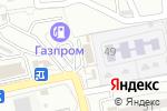 Схема проезда до компании Pink Car в Астрахани