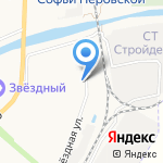 Ступеньки на карте Астрахани