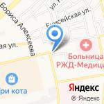 5 оборотов на карте Астрахани